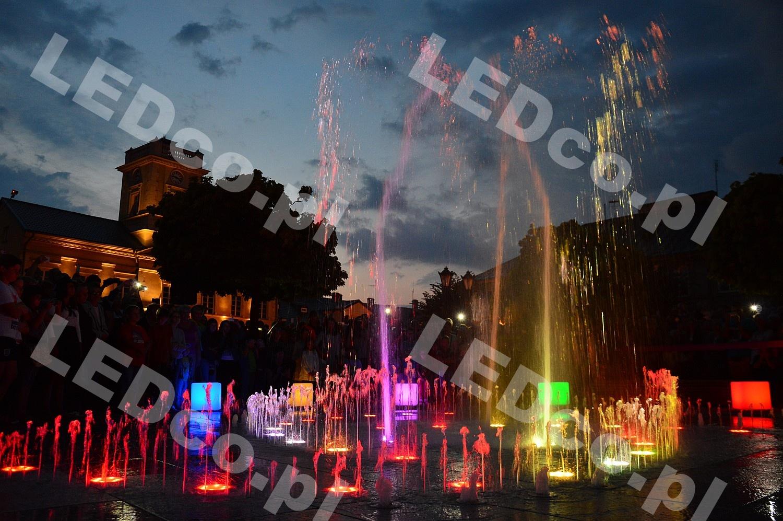 Oświetlenie imprezy - Kutno